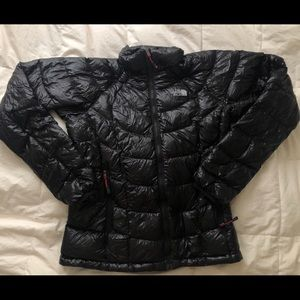 North face 900 Summit series puffy jacket